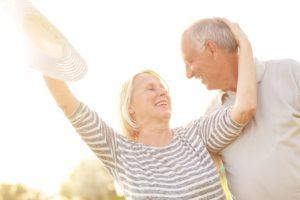 Senior Couple - Medicare Advantage Colorado