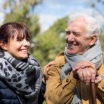 Grandpa with Granddaughter - Medicare Advantage Enrollment