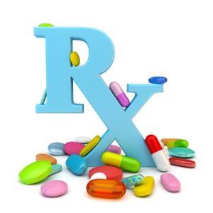 Prescription drugs Rx - Medicare Part D