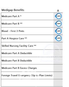 Medicare Supplement Benefits Plan A